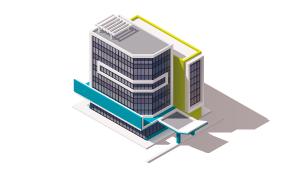 オフィス・商業ビルの図
